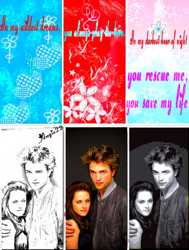 Edward & Bella Fan Art