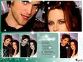Edward & Bella - fanpressions wallpaper