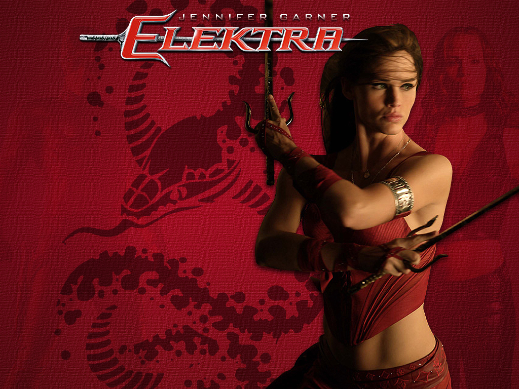 Elektra - Marvel Comics Wallpaper (3980482) - Fanpop