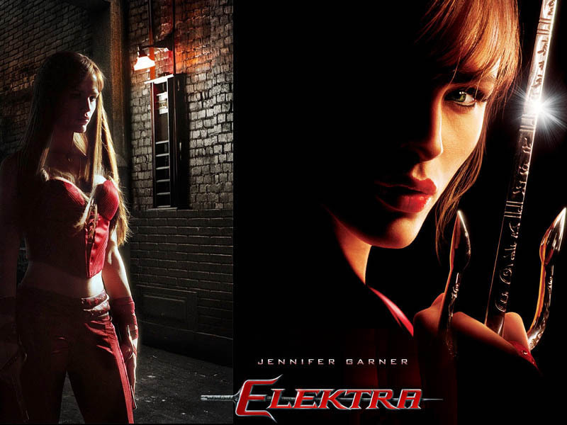 Marvel comics elektra