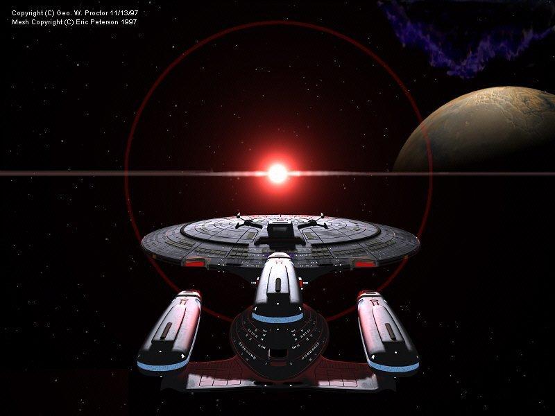Enterprise-D Refit