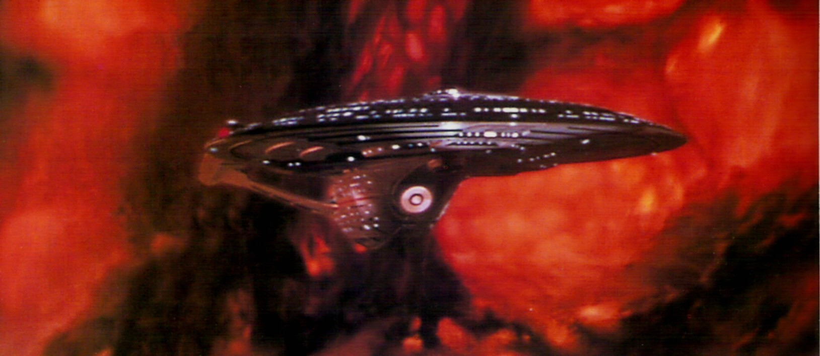 Star trek the next generation enterprise e