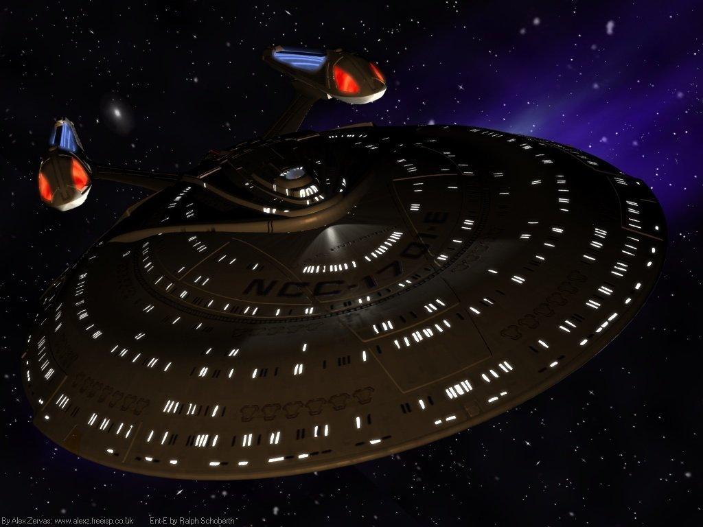 Star Trek-The Next Generation Enterprise-E