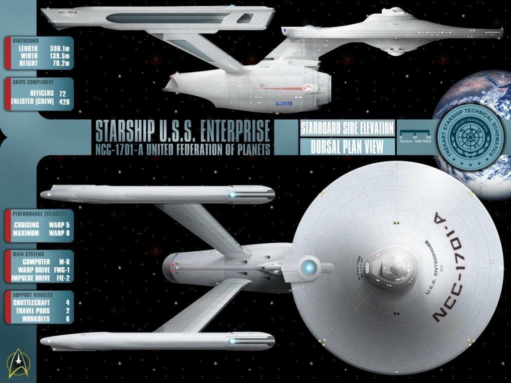 Enterprise Schematic