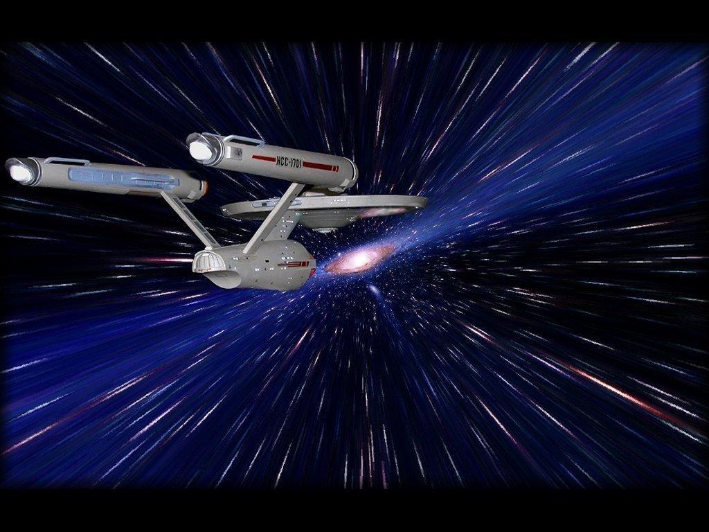 Original Star Trek Enterprise