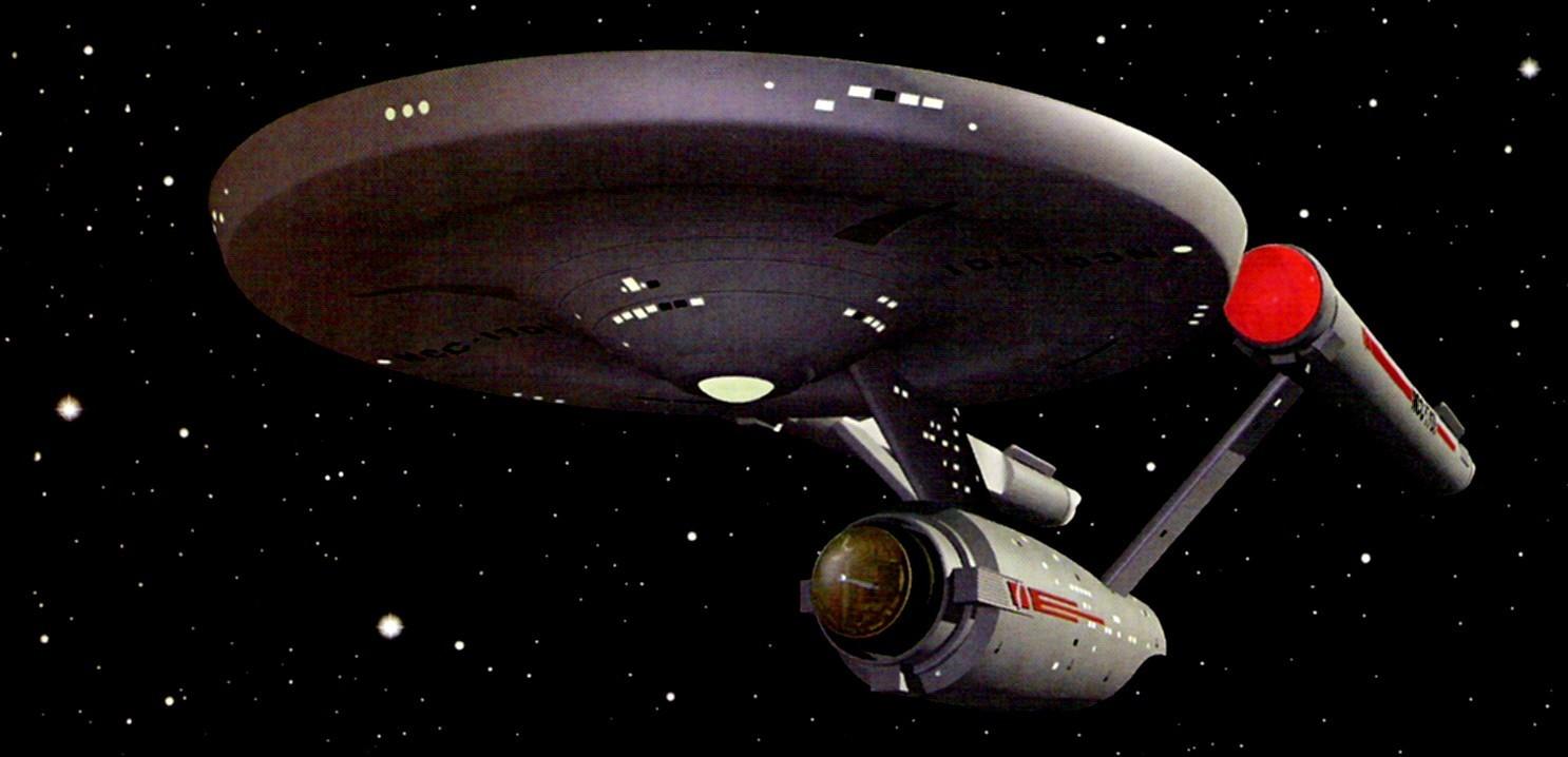 Star trek the original series enterprise