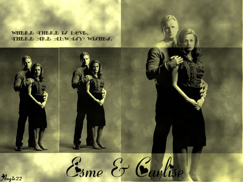 Esme & Carlise (Twilight)