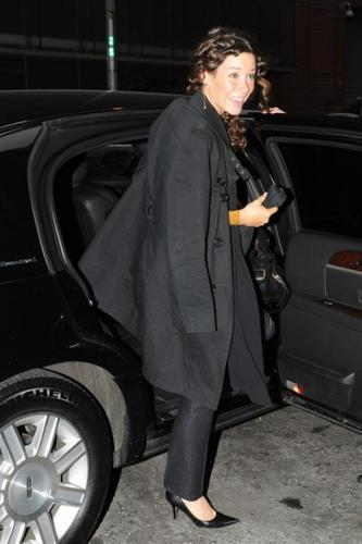 Evi Arriving GMA
