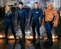 Fantastic Four - marvel-comics wallpaper