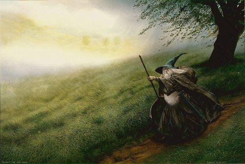 Fantasy Art- John Howe