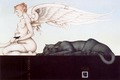 Fantasy Art- Michael Parkes (some nudity) - fantasy photo