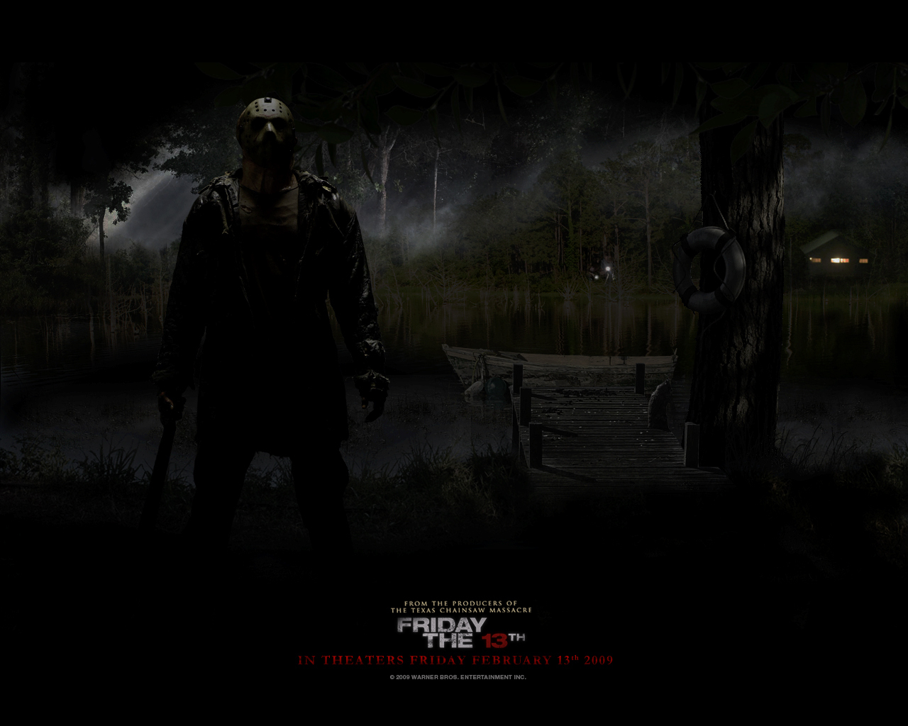 Friday the 13th - Friday The 13th (2009) Wallpaper ...