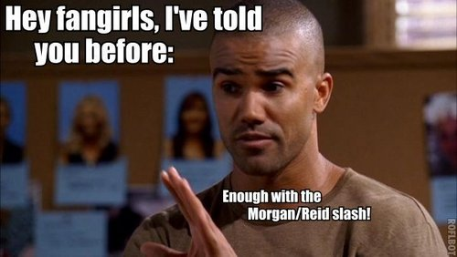 Criminal Minds Funny Captions