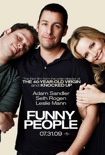 Funny People Poster (2009)