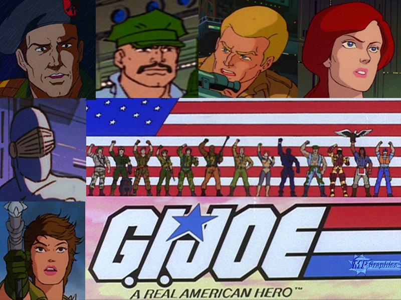 G I Joe Cartoon Characters : Gijoe g i joe wallpaper fanpop
