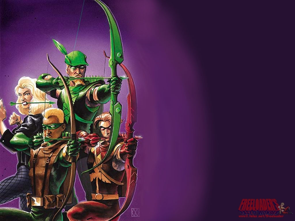 green arrow dc comics pdf