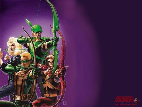 Green 《绿箭侠》