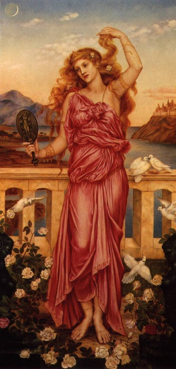 Helen of Troy - Greek Mythology Photo (3965121) - Fanpop