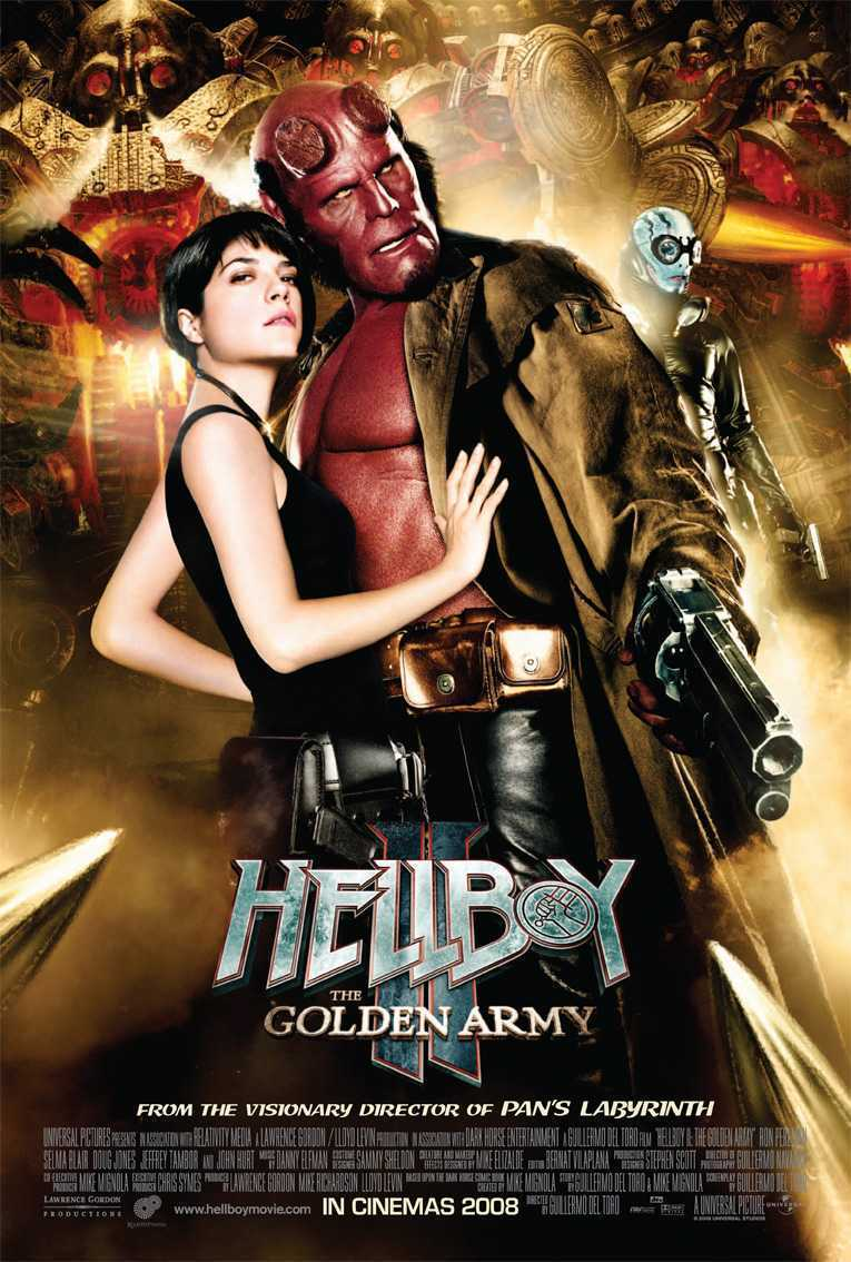 Hellboy II: The Golden Army images Hellboy II Poster HD ...