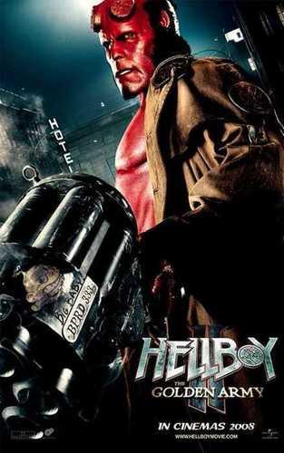 Hellboy II Poster