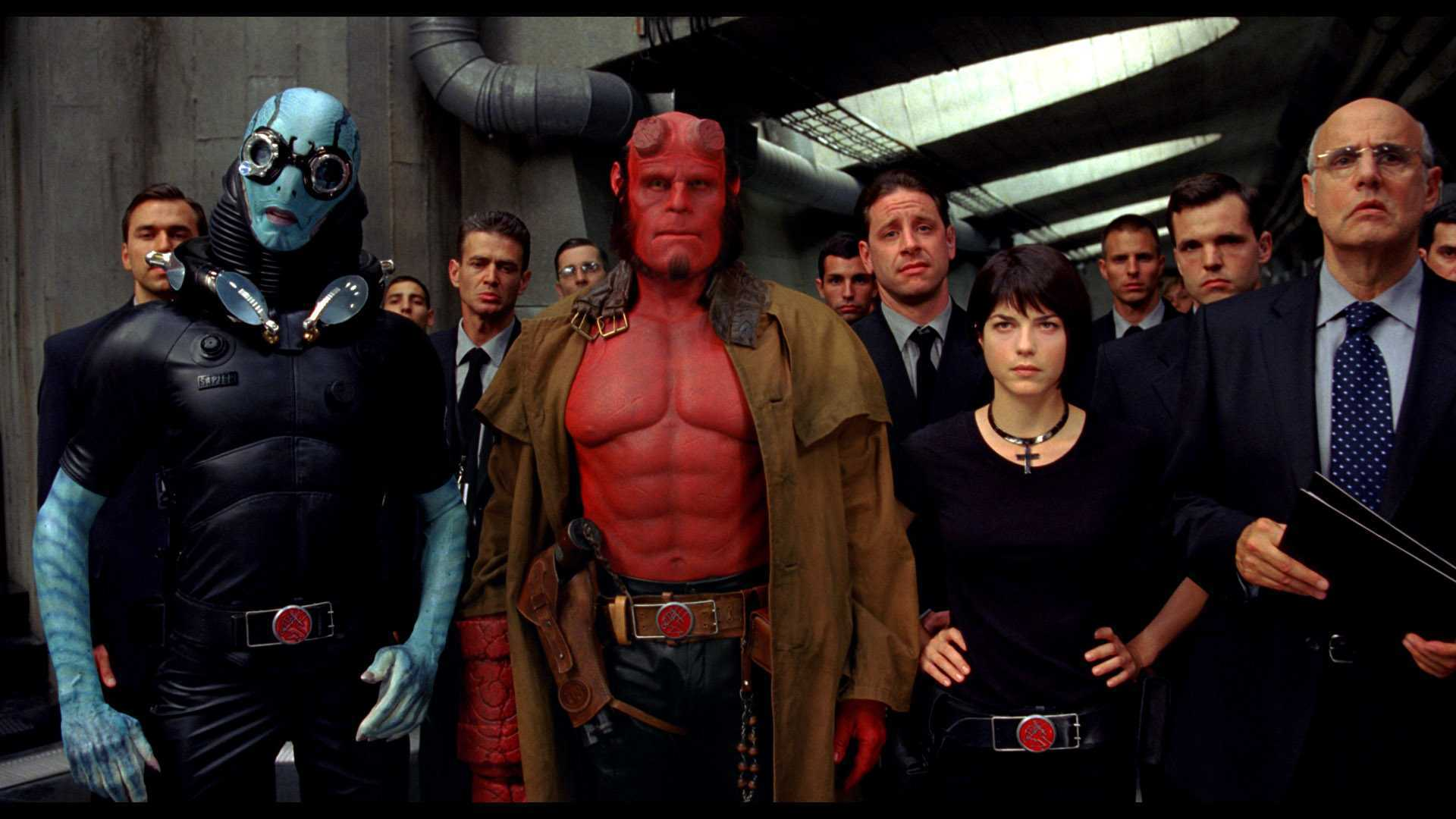 Hellboy Ii The Golden Army Images Hellboy Ii Hd Wallpaper And