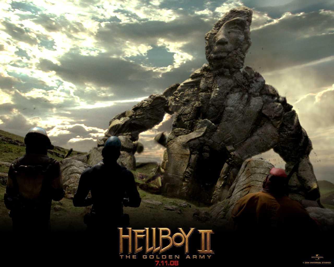 Hellboy Ii The Golden Army Images Hellboy Ii Hd Wallpaper