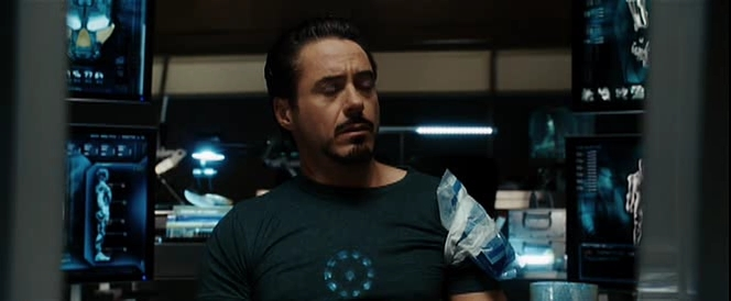Tony stark animated gif