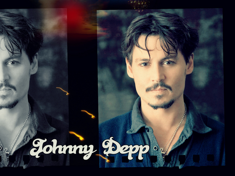 johnny depp wallpaper. JD wallpaper - Johnny Depp