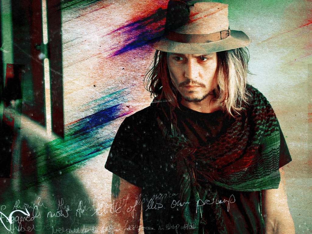 JD wallpapers - Johnny Depp 1024x768 800x600