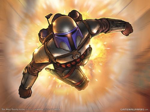 Star Wars wallpaper called Jango Fett