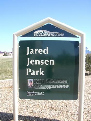 Jared Jensen Park