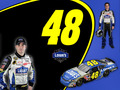 Jimmie Johnson - nascar wallpaper