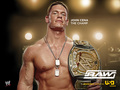 John Cena - WWE Champion - professional-wrestling wallpaper