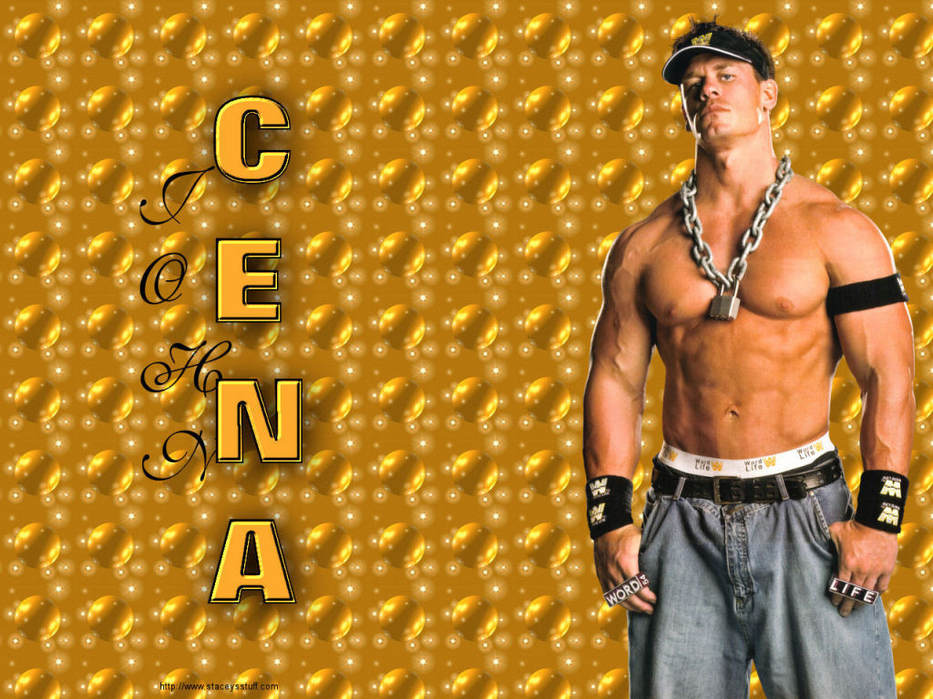 John Cena - professional-wrestling wallpaper