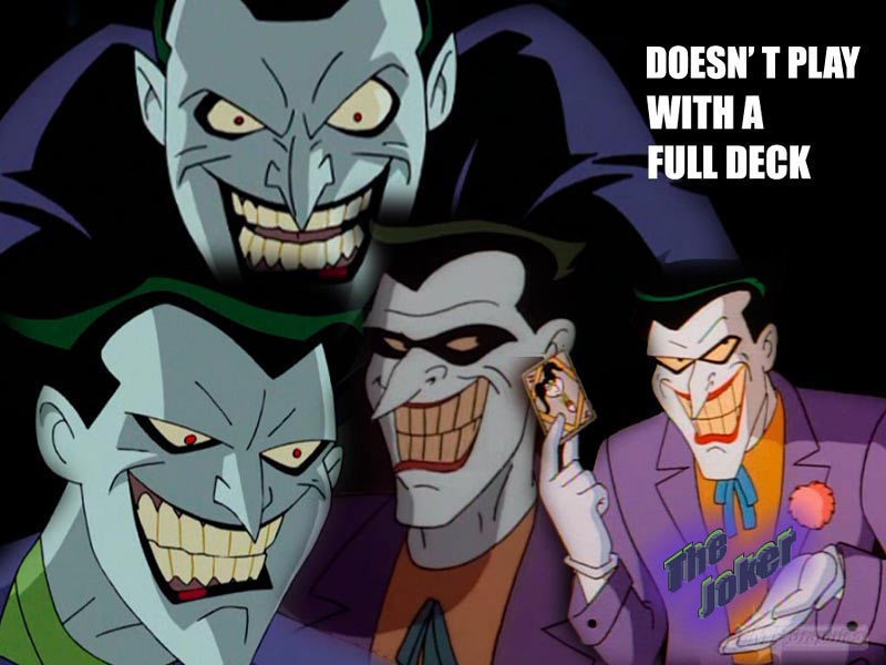 Dc Comics Gambar Joker Hd Wallpaper And Background Foto 3977439