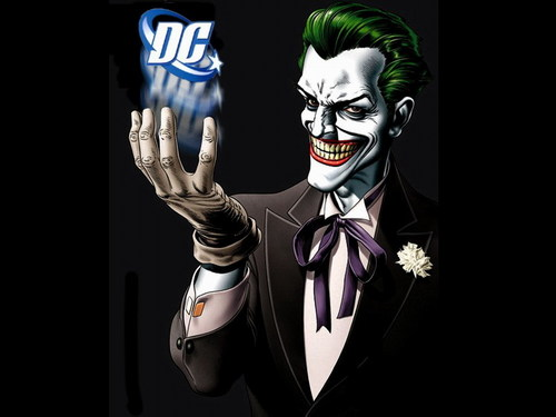 DC Comics Wallpaper Probably With Anime Titled Joker