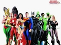 Justice League - dc-comics wallpaper