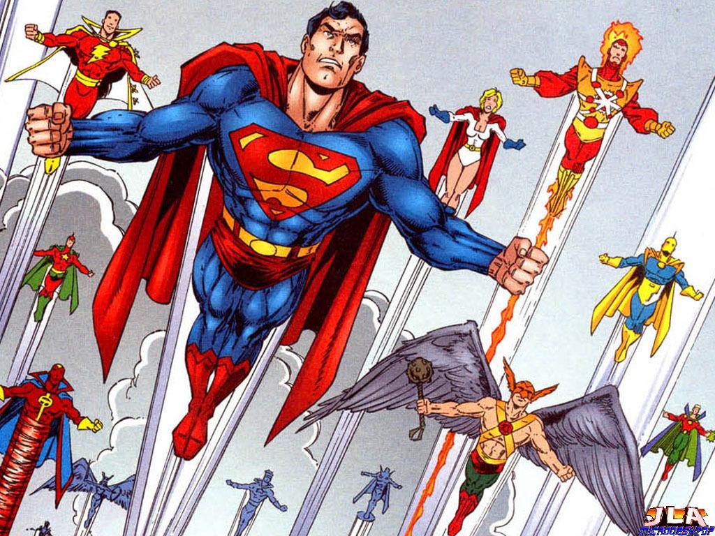 Dc Comics Justice League : Dc comics images justice league hd wallpaper and