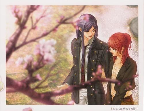 Kahoko and Yunoki