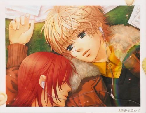 Keiichi and Kahoko