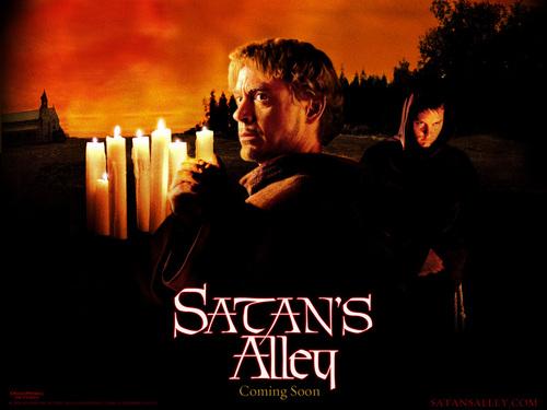 Kirk Lazarus, Satan's Alley (Tropic Thunder)