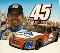 Kyle Petty's Georgia Pacific - nascar photo