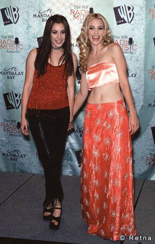 Leslie and Carly