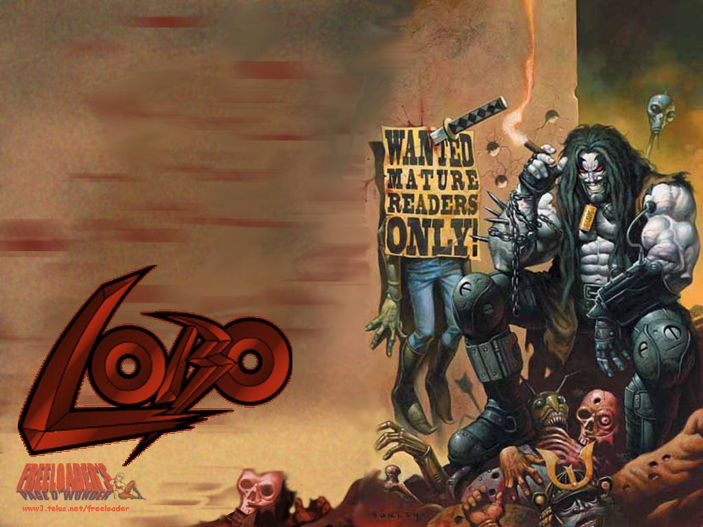 Dc Comics Images Lobo Hd Fond Décran And Background Photos 3976300