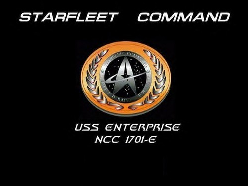 Star Trek-The Next Generation wallpaper titled Logo