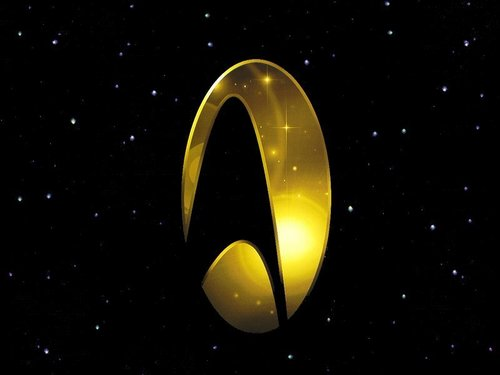 star trekthe next generation images logo hd wallpaper and