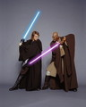 Mace Windu and Anakin - mace-windu photo