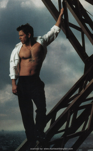 Mark Wahlberg wallpaper probably containing a fogo tower and a trestle bridge titled Mark <3