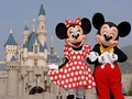 Mickey & Minnie - disneyland photo