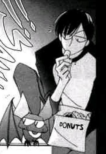 Toya & Yamimaru like Пончики